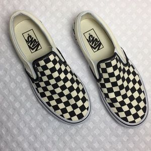 Vans Off The Wall Slip-On Size 6/7.5